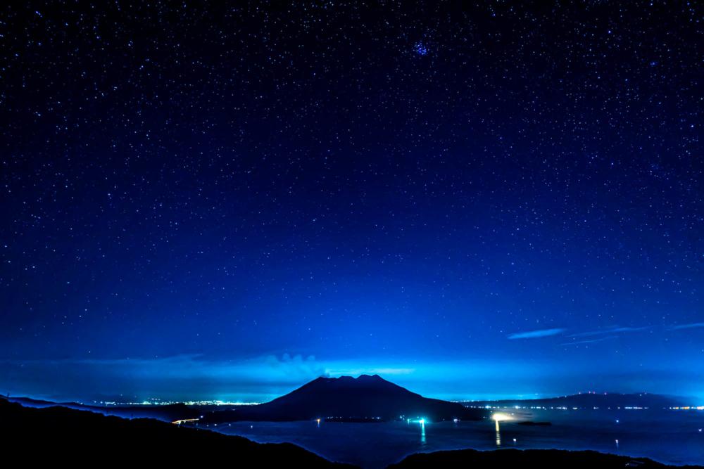 SIGMA 16mm f1.4で撮影した星