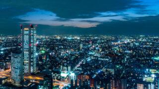 sigma 16mm f1.4 dc dnで撮影した夜景