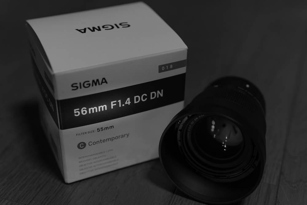 SIGMA 56mm F1.4 DC DN まとめ