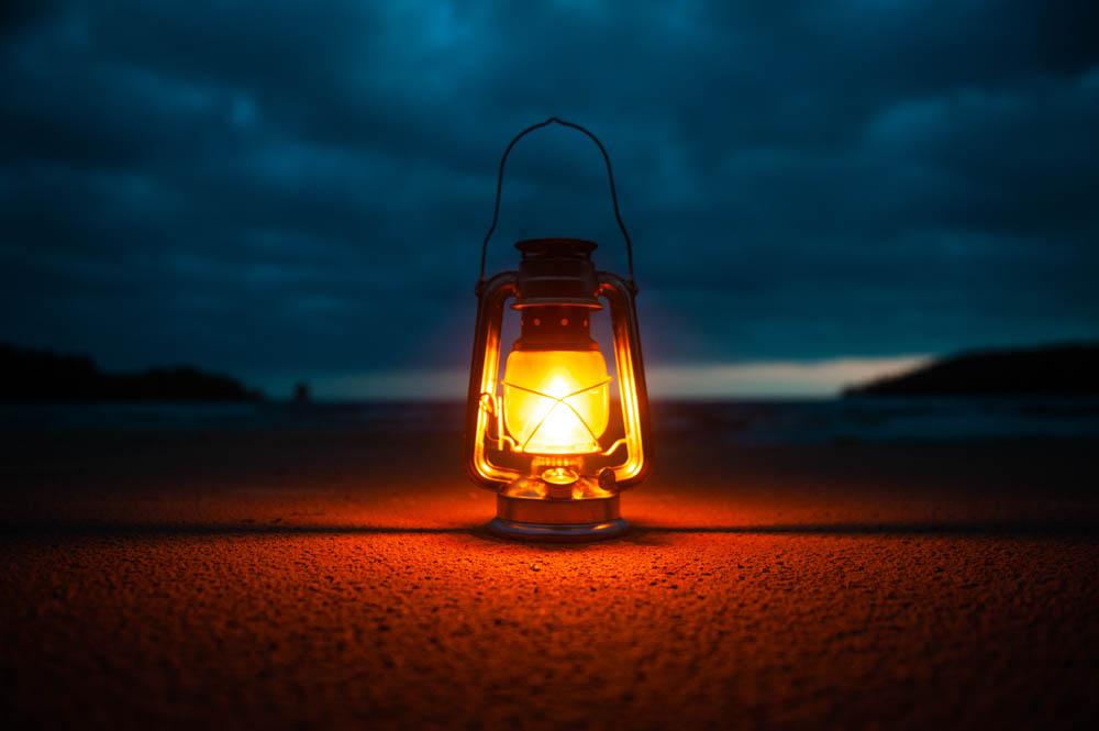 アウトドア用ライトの選び方