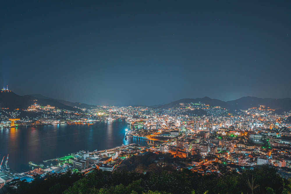 SIGMA 16mm F1.4で撮影した夜景
