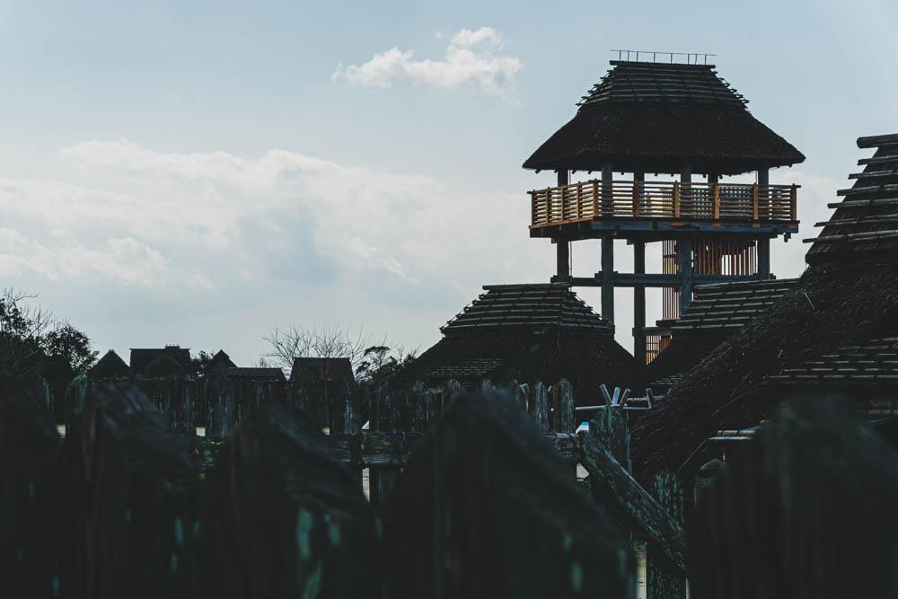 SIGMA 56mm 吉野ヶ里遺跡公園