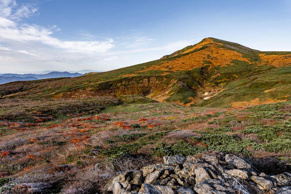 SIGMA 20mmで撮影した栗駒山
