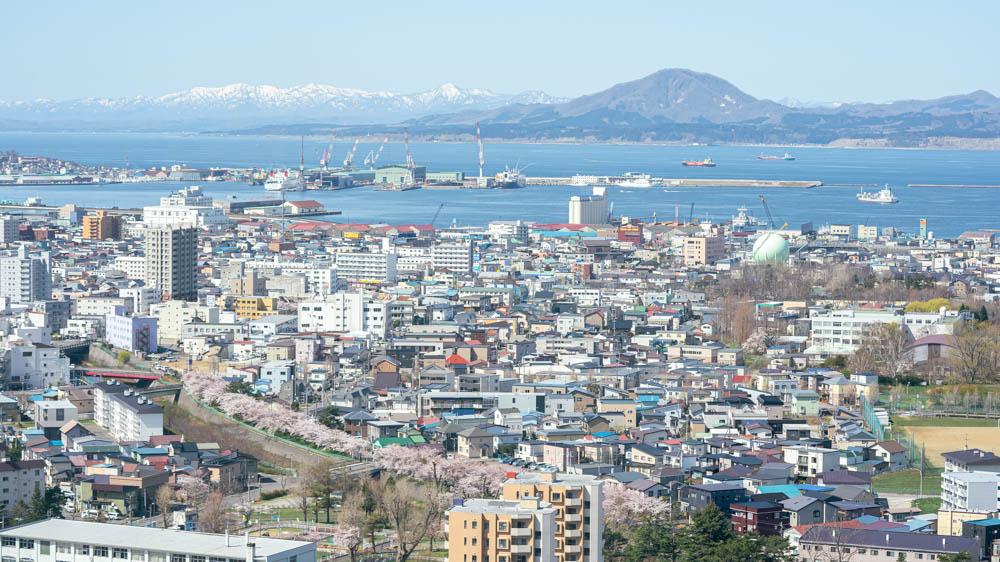五稜郭の桜 撮影機材紹介