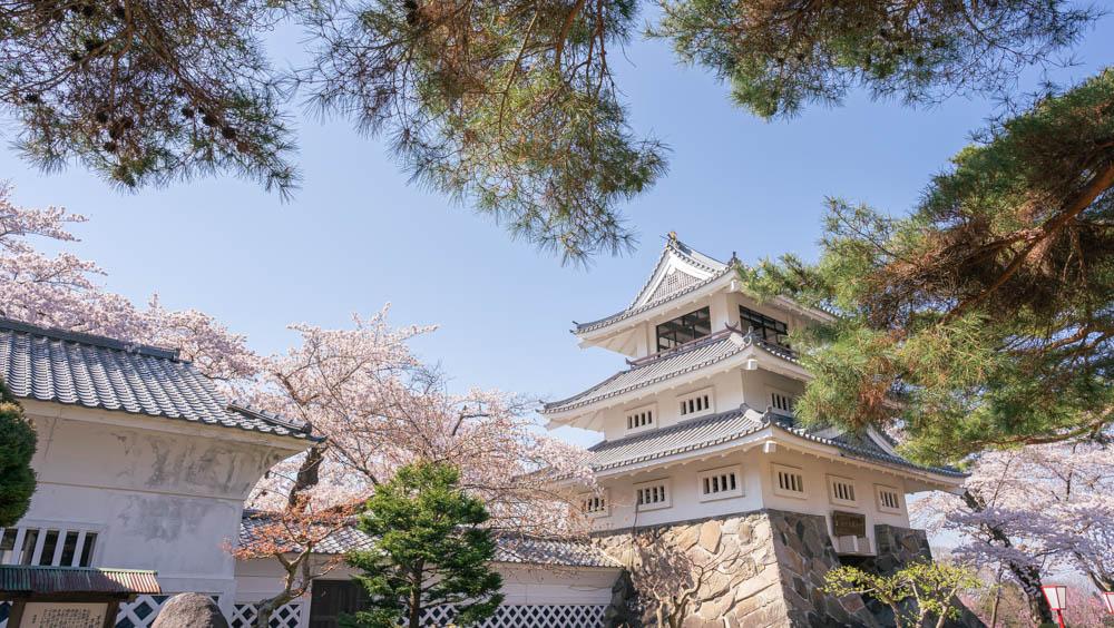 三戸城公園の概要とアクセス