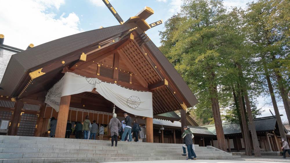 北海道神宮の概要とアクセス